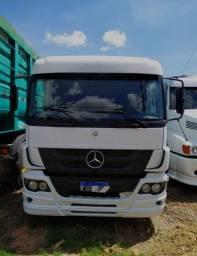 Caminhão Rollon MB 2430 ano 2016, 6x2, em SP