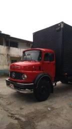 Título do anúncio: 1313 Truck Baú 16 Paletes 56 M3