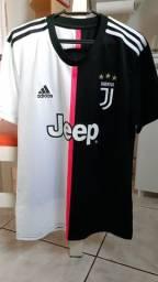 Título do anúncio: Camiseta da Juventus