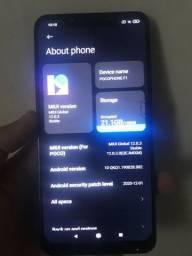 Título do anúncio: Pocophone F1 128GB Azul