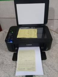 Multifuncional (impressora, scanner, xerox) Canon Pixma MG3210 Precisa Revisão