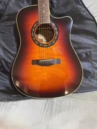 Título do anúncio: Violão Fender T-Bucket 300 CE 3TS