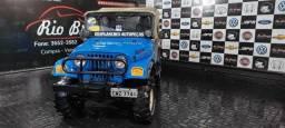 Título do anúncio: Jeep Willys 63