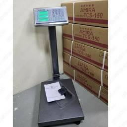 Título do anúncio: Balança de Plataforma 30x40 Painel Digital 150 kg