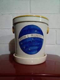Título do anúncio: Vaso de cerâmica portuguesa , Devezas