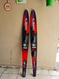 Título do anúncio: Esqui aquático com botas (OBRIEN)