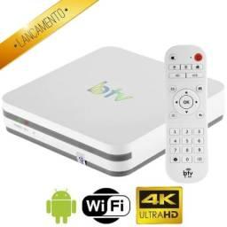 Título do anúncio: !!Super promoção - Receptor Btv 11 Wifi 4K com o melhor preço de londrina!!