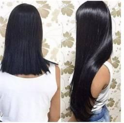 Título do anúncio: Aplique de cabelo removível, com frete grátis e garantia!
