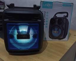 Título do anúncio: Caixa de Som BT Leon GTS 5W