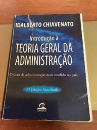 Livro Introdução a Teoria Geral da Administracao