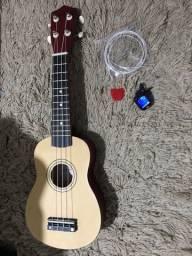 Título do anúncio: ukulele makanu