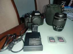 Título do anúncio: Câmera T6i + kit completo