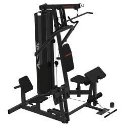 Título do anúncio: Estação Athletic power plus - 65 exercícios - 150kg