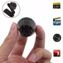 Título do anúncio: Mini Câmera Espiã Visão Noturna Sq9 Full Hd 1080p<br><br>-câmera espia