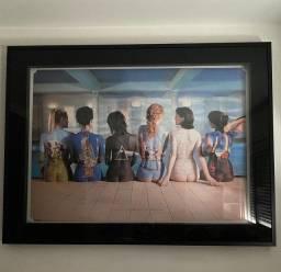Quadro cubo 3D Pink Floyd Maravilhoso!!!!