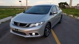 Título do anúncio: Honda Civic LXR 2015 - Impecável