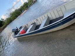 Título do anúncio: Barco / Canoa