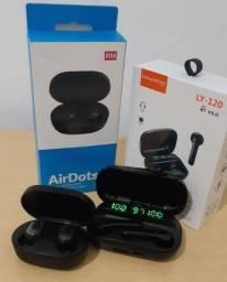 Título do anúncio: Fones de ouvido Bluetooth