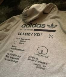 Título do anúncio: Moletom Adidas Original