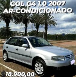 Título do anúncio: gol city 1.0 2007