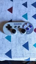 Controle 8bitdo super Nintendo