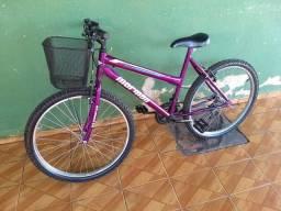 Vendo bicicleta Mormaii em ótimo estado de conservação com nota fiscal