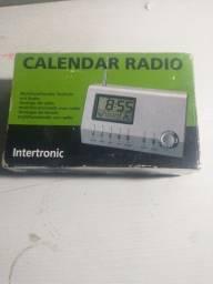 Rádio calendário