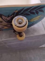 Título do anúncio: Skate novo