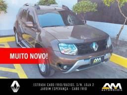 Título do anúncio: Renault Duster 2016 2.0 dynamique 4x2 16v flex 4p manual