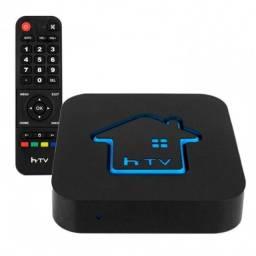 Título do anúncio: !!Super promoção - Receptor Htv 5 Wifi 4k com o melhor preço de londrina!!