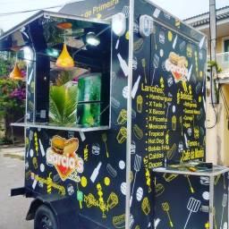 Aluguel de food truck completo