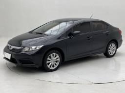 Título do anúncio: Honda CIVIC Civic Sedan LXS 1.8/1.8 Flex 16V Mec. 4p