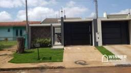 Casa com 3 dormitórios à venda, 120 m² por R$ 420.000,00 - Jardim Araucária - Campo Mourão
