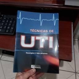Título do anúncio: Técnicas de UTI
