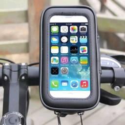 Título do anúncio: Suporte de celular para moto e bike