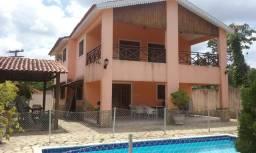 MB-Linda casa 5 quartos 1 suite , piscina provativa
