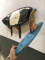 Título do anúncio: Rack de parede para prancha de surfe