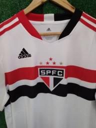 Título do anúncio: Camisa do São Paulo 2021/22 Tamanho G