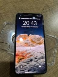 iPhone X 64Gb Preto Zero !!!