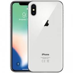 iPhone X 256GB (SÓ 3 MESES DE USO)