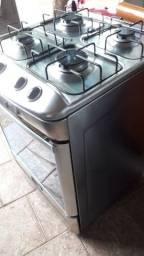 Título do anúncio: Fogão Brastemp unique gril  4 bocas acendimento automático