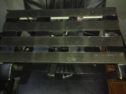 Pedalboard com bag mochila / 60x30