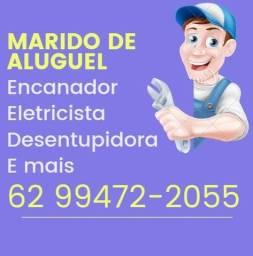 Título do anúncio: MARIDO DE ALUGUEL // SUA NECESSIDADE ATENDIDA