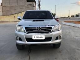 Título do anúncio: Hilux CD4x4 SRV Diesel