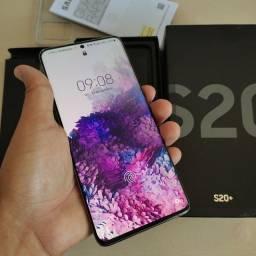 Título do anúncio: S20 Plus 8/128GB Samsung