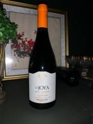 Título do anúncio: vendo vinho lá joya gran reserva