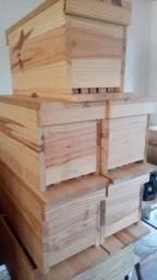 Título do anúncio: Caixa isca para abelha apis