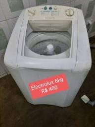 Título do anúncio: Electrolux 6 kilos_ Entrego