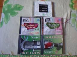 cds de coletaneas globo(11cds)