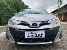 Toyota Yaris - 2020/2020 - Mais 2 anos de garantia Toyota
